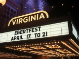 Marquee for Ebertfest 2013