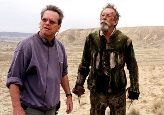 Lost in La Mancha (Terry Gilliam & Jean Rocheforte)