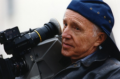 Cinematographer Haskell Wexler
