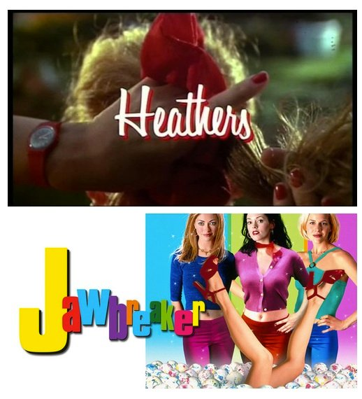 Heathers Vs Jawbreaker Popoptiq
