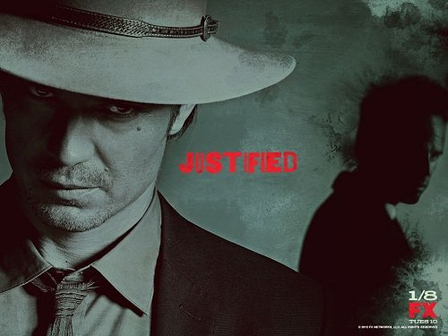 Promo poster for Justified season 4