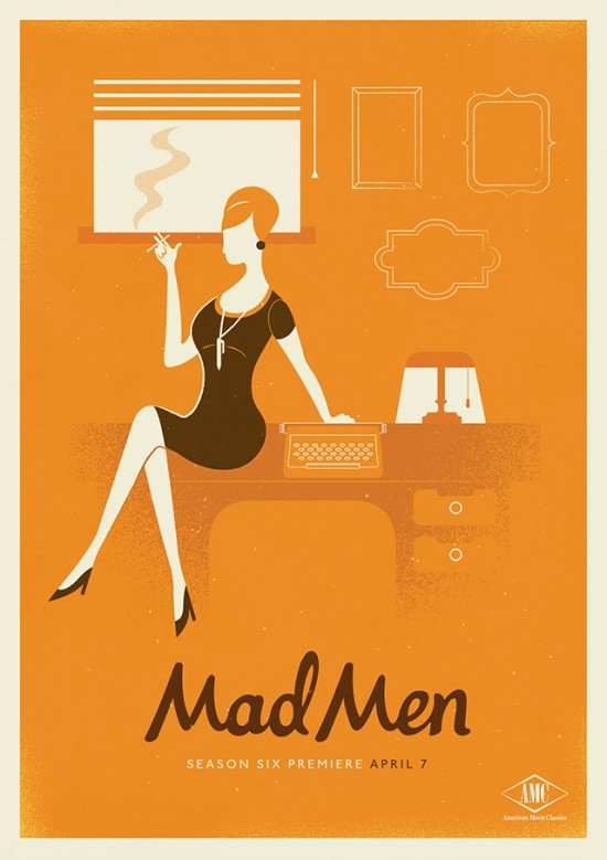 Mad Men Poster Art