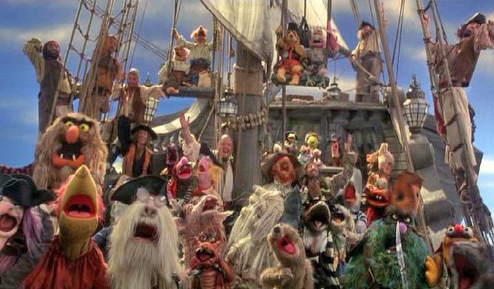 Muppet Cabin Fever Popoptiq