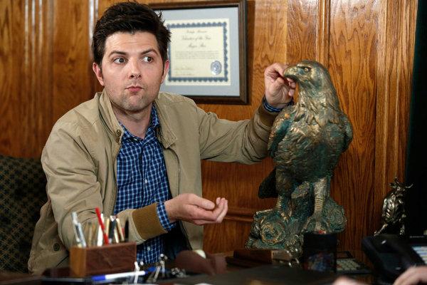 Thursday Comedy Roundup: 'Community' 4.08, 'Parks & Rec' 5.17, & 'Archer' 4.12