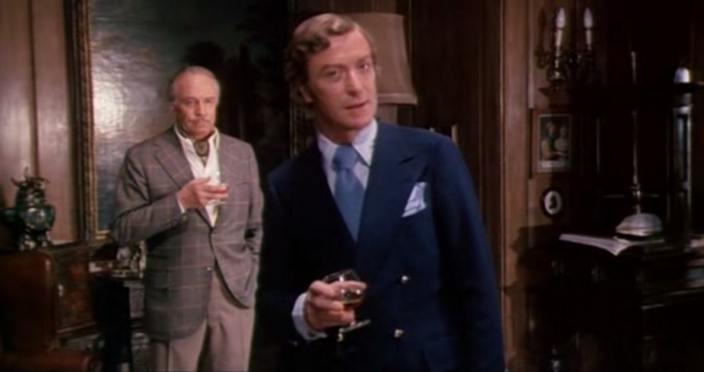 Caine and Olivier Sleuth