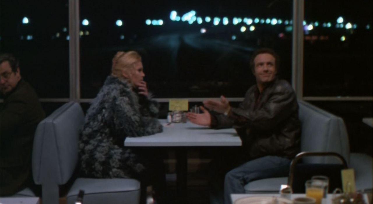 Thief Diner scene