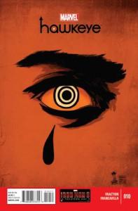 Hawkeye #10