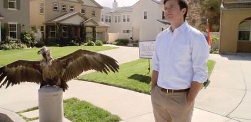 Jason Bateman in Flight of the Phoenix, from Arrested Development season 4