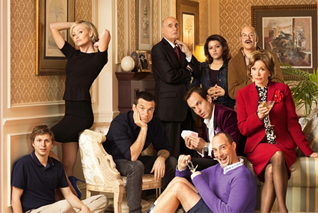 Arrested Development season 4 cast photo
