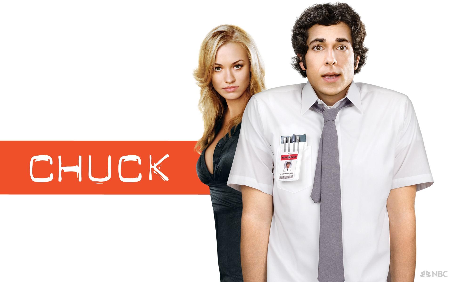 Chuck TV Pilot