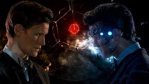 Matt Smith in Doctor Who, Nightmare in Silver, S07E13