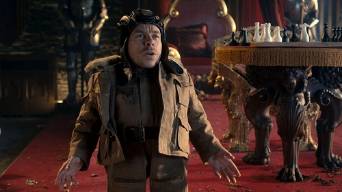 Warwick Davis in Doctor Who, Nightmare in Silver, S07E13