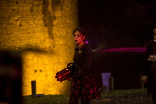 """Jenna Louise Coleman in Doctor Who, """"Nightmare in Silver"""", S07E13"""