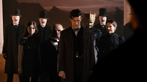 "Doctor Who promo pic, ""The Name of the Doctor"""