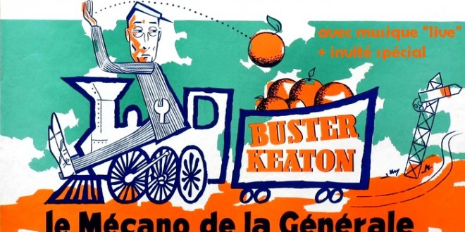 Hey Montreal! Le Cinéclub / The Film Society & W.P.U.C. Present: Buster Keaton's 'The General'