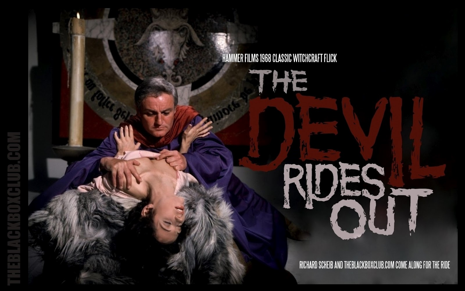 THE DEVIL RIDES OUT DEVILS BRIDE BLACKBOXCLUB 9