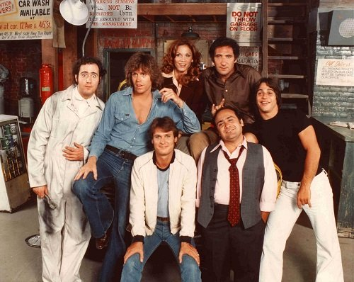 Cast of Taxi, season 1
