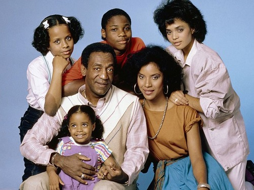 The Cosby Show cast, season 1