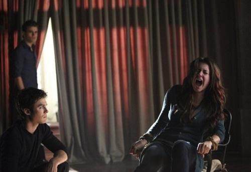 """Promo pic for The Vampire Diaries, """"She's Come Undone"""", S04E21"""