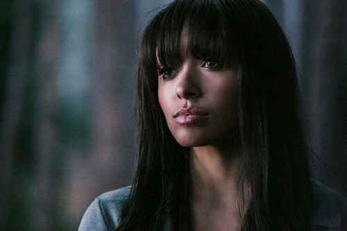 "Kat Graham, The Vampire Diaries, ""The Walking Dead"", S04E22"