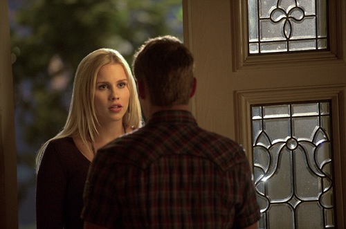 "Claire Holt, The Vampire Diaries, ""Graduation"""