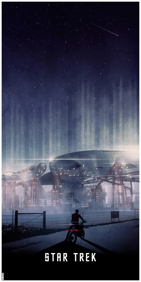 Star Trek Poster Art