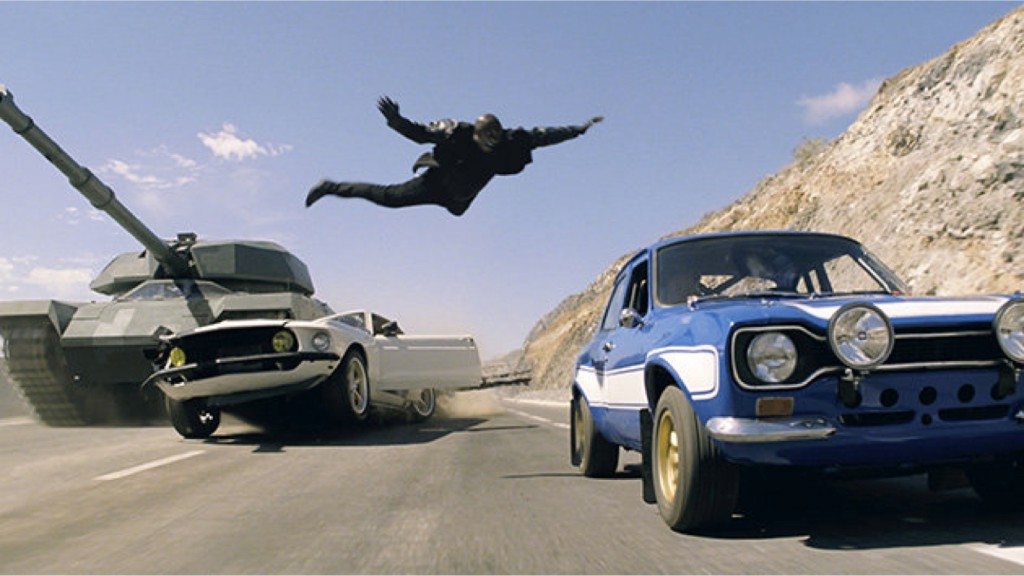 fast furious 6 tyrese