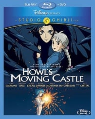 howls moving castle blu ray