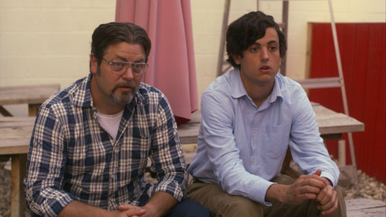 'Somebody Up There Likes Me' an enjoyable anti-comedy trifle