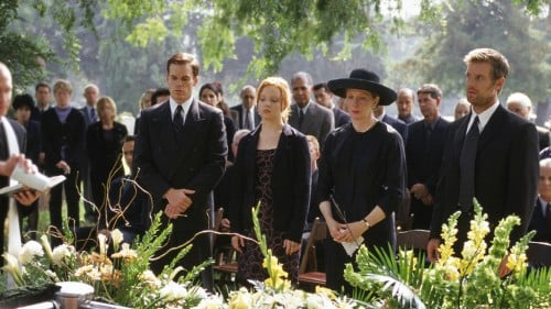 Six Feet Under - Nathaniel's funeral