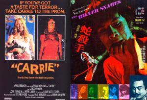 Carrie/Killer Snakes