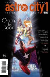 Astro City # 1 cover