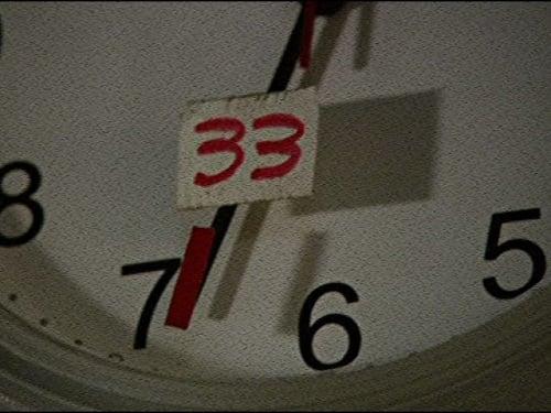 Screenshot from 33, the pilot for Battlestar Galactica