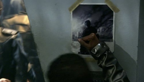 Screenshot from 33, the pilot to Battlestar Galactica