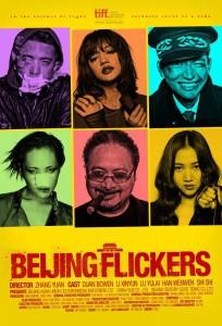 Beijing Flickers Poster