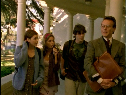 Scooby Gang from the Buffy pilot, Welcome to the Hellmouth