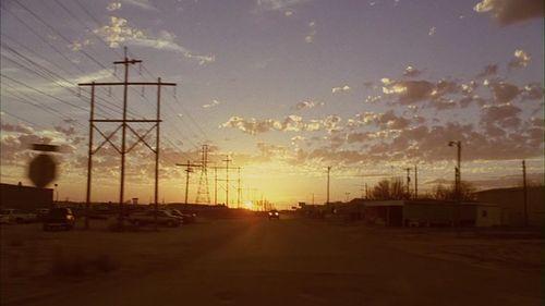 Landscape shot of Dillon, Texas from Friday Night Lights pilot