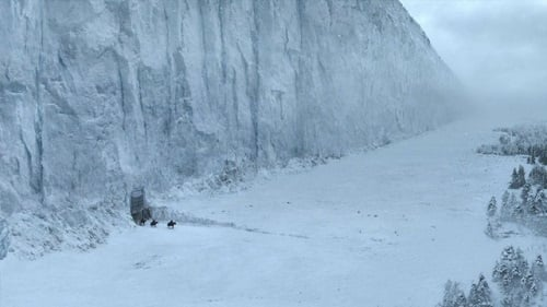 The Wall from the Game of Thrones pilot, Winter is Coming