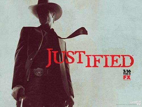 Justified season 1 promo poster