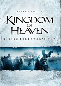 Kingdom of Heaven: Director's Cut DVD Cover