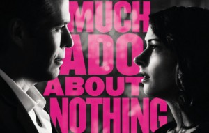 Much Ado About Nothing Small Poster
