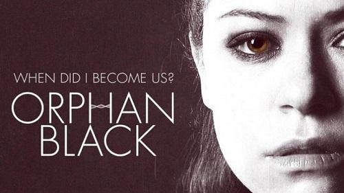 Orphan Black season 1 promo poster