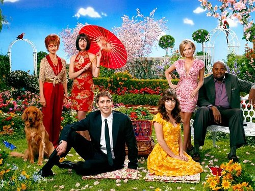 Pushing Daisies promo picture