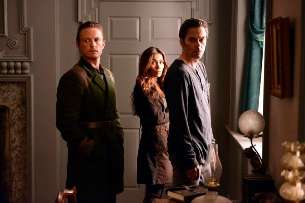 David Lyons, Daniella Alonso, Billy Burke