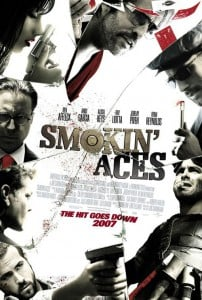 Smokin' Aces Theatrical Release Poster
