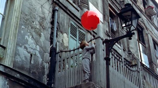 The Red Balloon A Story of Children and Film
