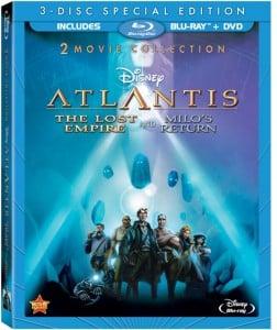 atlantis blu ray