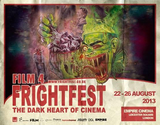 Film News - FrightFest 2013 - artwork reveal