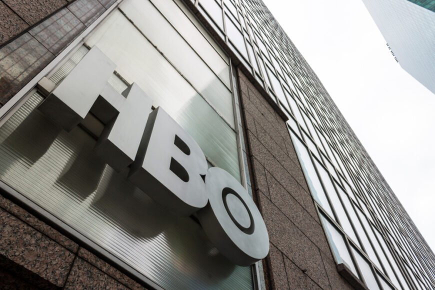 HBO building in New York