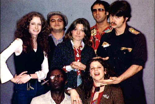 SNL Season 1 cast